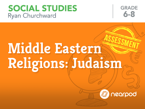 Assessment: Middle Eastern Religions: Christianity