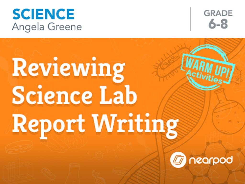 Write lab report service