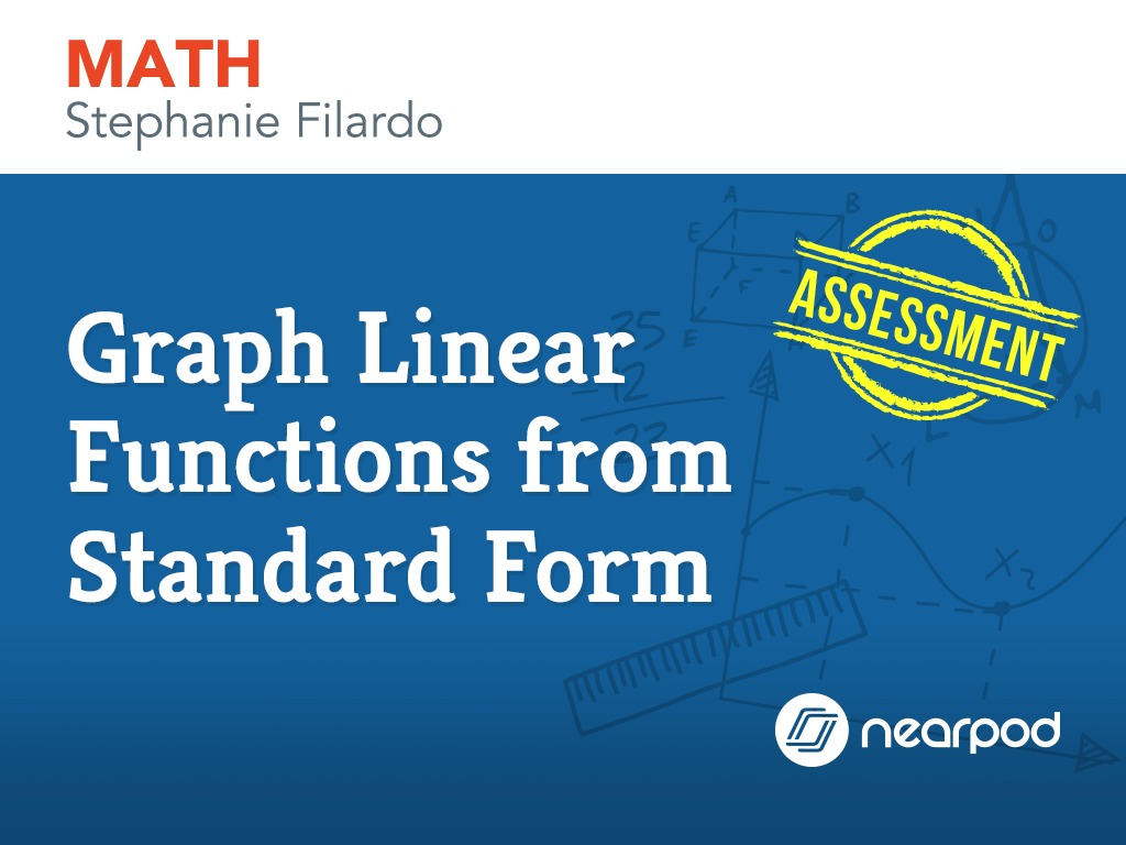 Graph linear functions from slope intercept form falaconquin