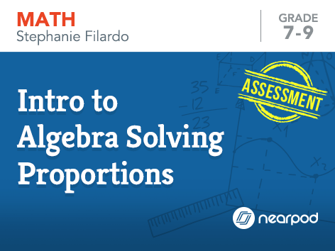 Intro to Algebra: Solving 2-Step Equations