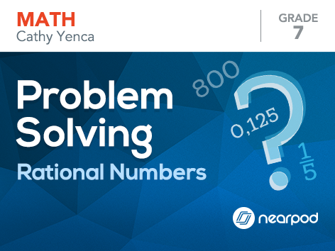 Problem Solving: Rational Numbers