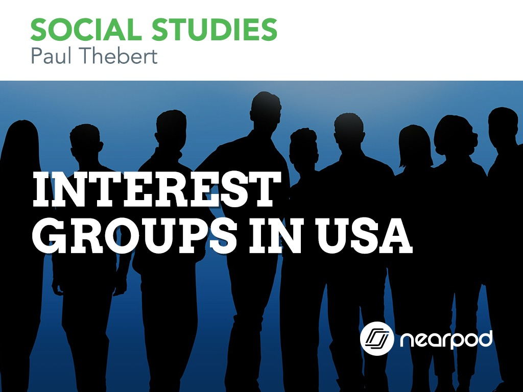 interest group Interest groups typically have formal admission to membership, dues, elected officers, by-laws and regular meetings, and they often provide information and regular opportunities for communication through newsletters or magazines, sponsor recreational or educational activities, organize volunteer public service projects, make deals for group discounts.