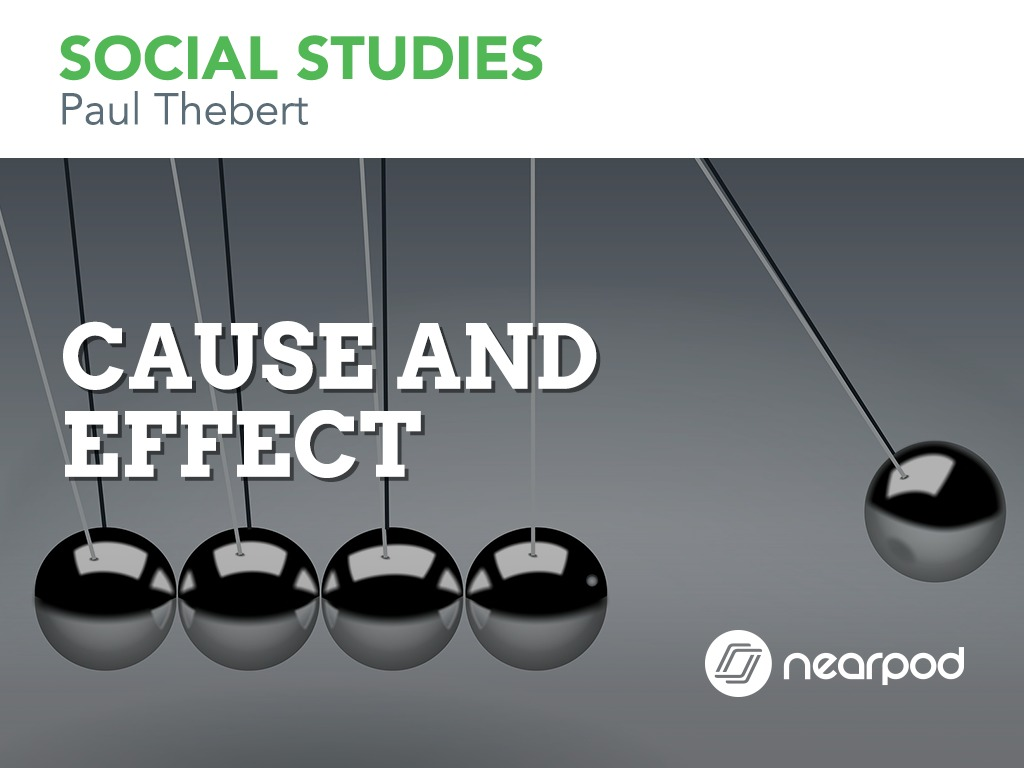 cause and effect subjects