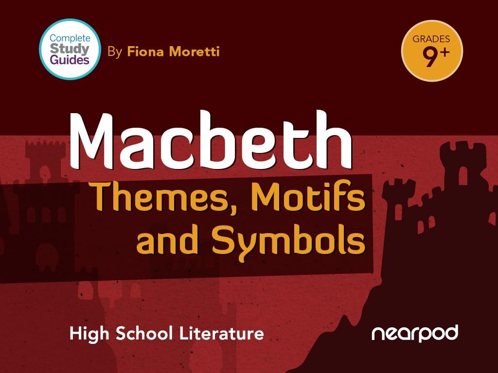 macbeth themes