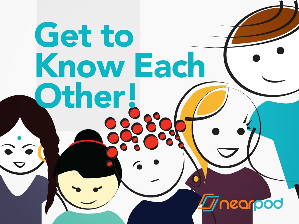 Getting To Know Each Other