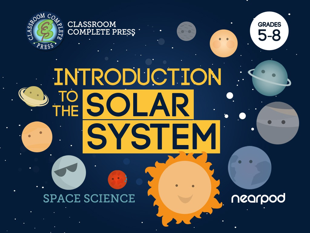 the solar system introduction